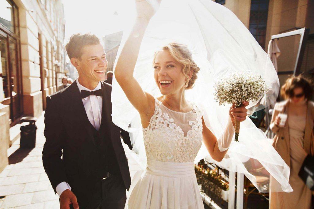 Une robe de mariée adaptée à chaque morphologie de femme !